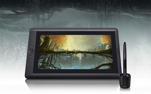 Digital drawing tablet terbaik Wacom Cntic 13 HD
