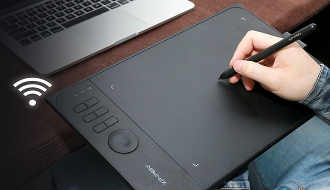 Digital drawing tablet terbaik XP-Pen Smart Pen tablet