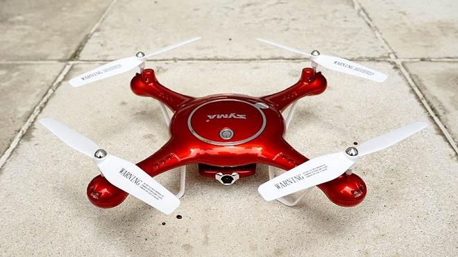 Drone Terbaik Untuk Pemula Syma X5UW