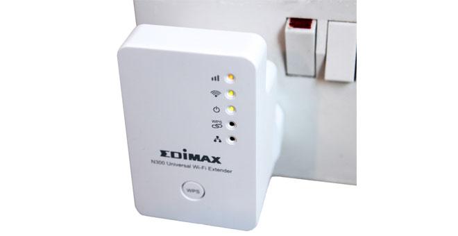 Edimax EW-7438RPn Wi-Fi Extender