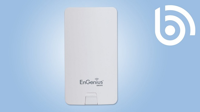 EnGenius Wireless Outdoor Access Point ENS202EXT