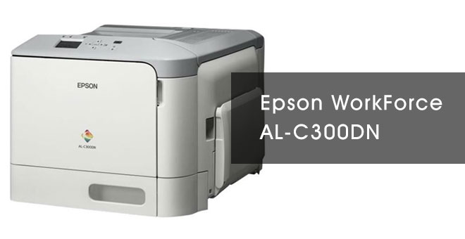 Epson WorkForce AL-C300DN Laser printer