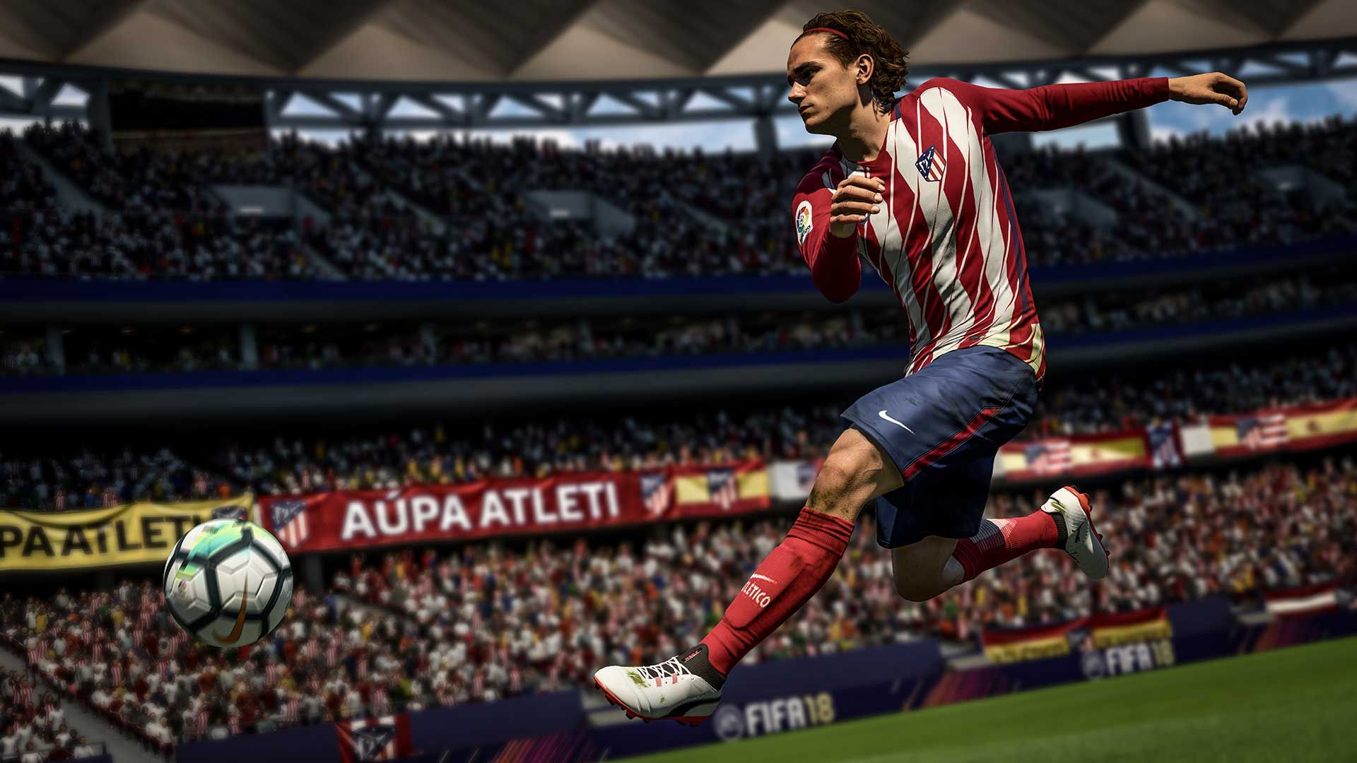 FIFA 18 Gameplay 2
