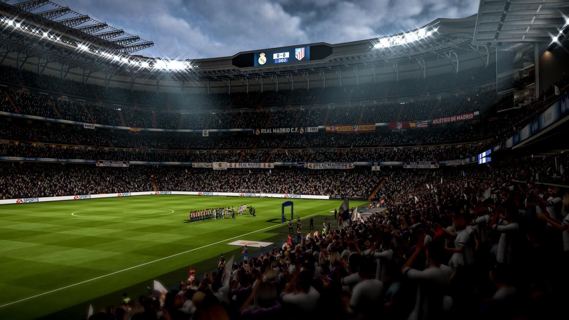 FIFA 18 Gameplay 4