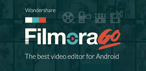 FilmoraGo - Aplikasi Edit Video Android Terbaik