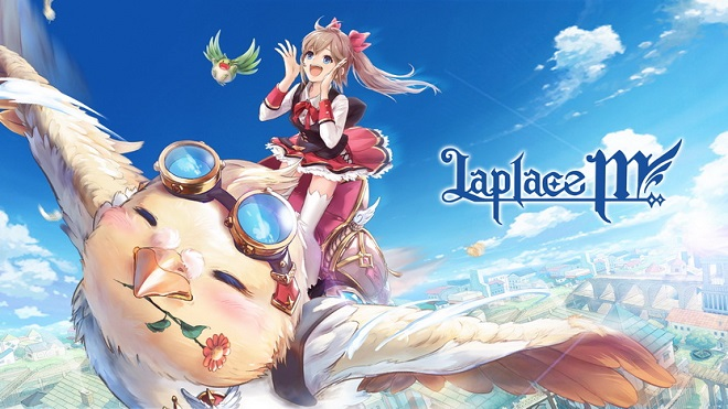 Game Laplace M