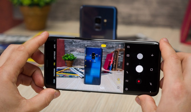 HP Dual Kamera Terbaik Samsung Galaxy S9 Plus