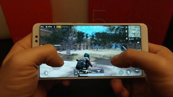 HP Xiaomi Redmi Note 5 Pro Untuk Main PUBG Mobile