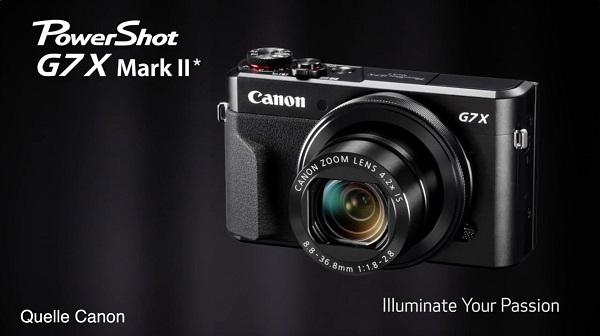 Harga Canon PowerShot G7X Mark II Terbaru 2017