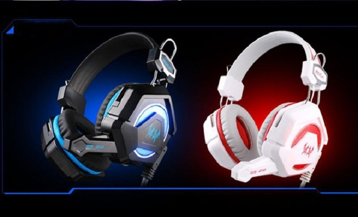Harga Jual KOTION EACH Headset Gaming Led and Vibration Gs200
