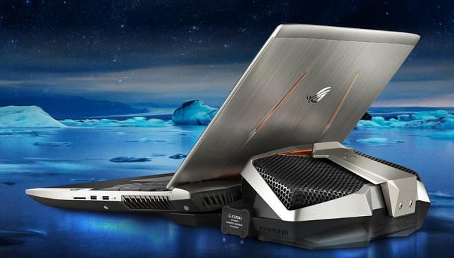 Harga Laptop Asus ROG GX800VH Terbaru 2018