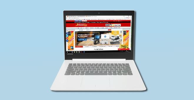 Harga Terbaru dan Spesifikasi Lenovo Ideapad 320-14iKB i5
