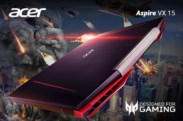 Harga dan Review Spesifikasi Laptop Gaming Acer Aspire VX 15