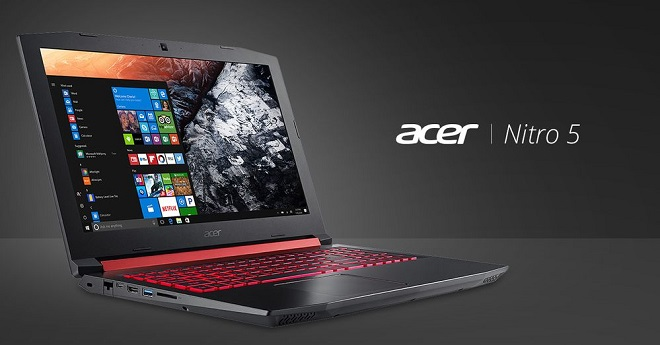 Harga dan Spesifikasi Laptop Gaming ACER Predator Nitro 5 AMD FX