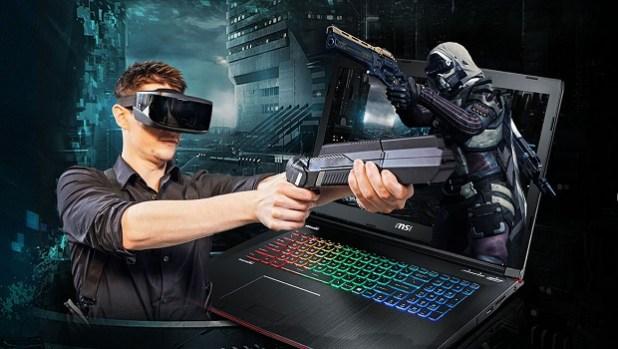 Harga dan Spesifikasi Laptop VR MSI GE72VR 6RF APACHE PRO