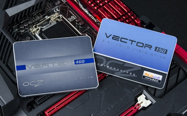 Harga dan Spesifikasi SSD OCZ Storage Solution Vector 150 Series