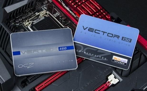 Harga dan Spesifikasi SSD OCZ Storage Solution Vector 150 Series