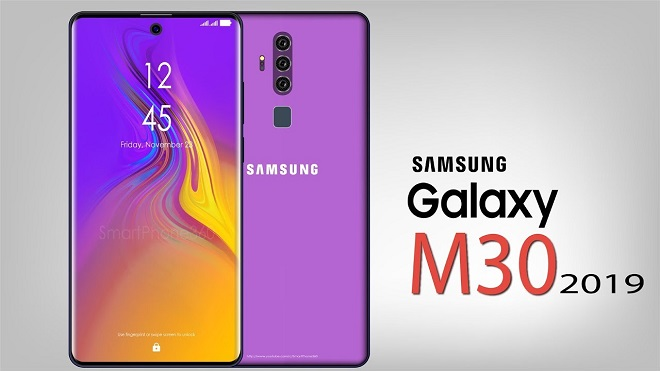 Harga dan Spesifikasi Samsung Galaxy M30 2019