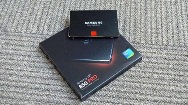Harga dan Spesifikasi Samsung SSD 850 PRO 2.5 Inch SATA III 256GB