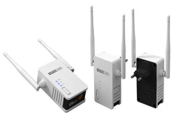 Harga dan Spesifikasi Totolink EX300 Wireless Range Extender