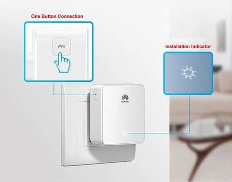 Huawei Wifi Repeater Easy Lock
