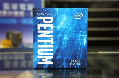 Processor Intel Pentium G4400