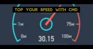 Cara Mempercepat Koneksi Internet di PC dan Laptop Dengan CMD