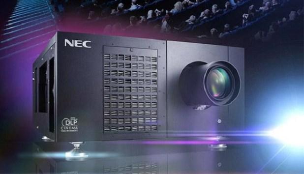 Jenis Proyektor yang Digunakan Pada Bioskop NEC NC3200S