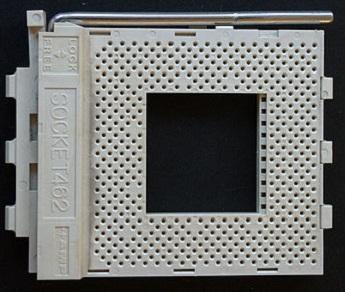 Jenis Socket Motherboard Processor AMD Socket A 462