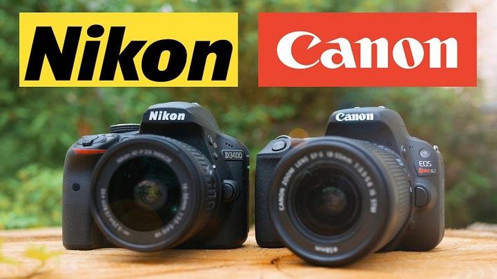 Kamera DSLR Canon vs Nikon Bagus Mana