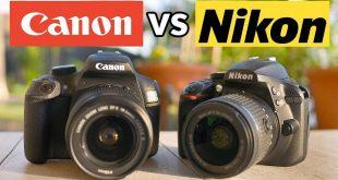 Kamera DSLR, Milih Canon atau Nikon