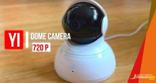 Kelebihan Fitur CCTV Xiaomi YI Dome Camera dan Cara Setting-nya