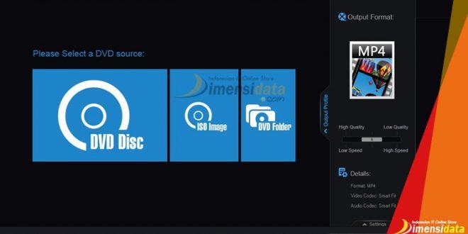 Kelebihan WonderFox DVD Ripper Pro dan Cara Menggunakannya