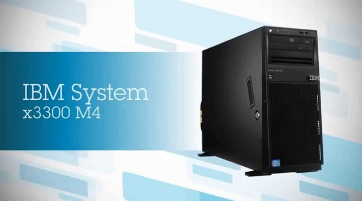 Kenapa Harus Memakai IBM Server System X?