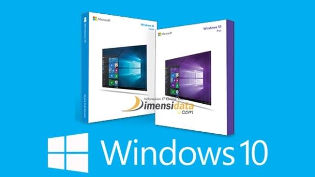 Keuntungan Anda Jika Menggunakan Windows Asli Original