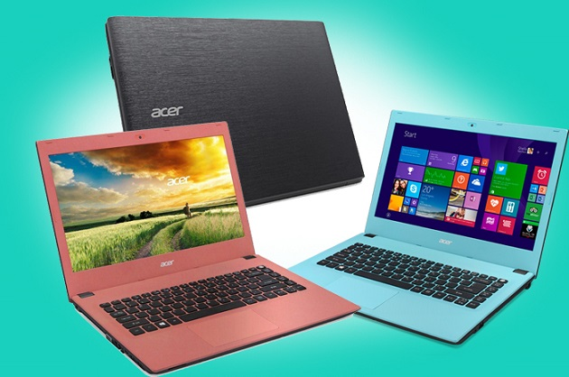 Laptop Acer Intel Core i5 Terbaik ACER E5-473G