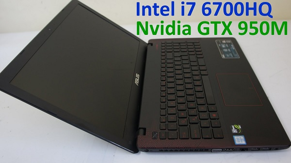 Laptop Asus Intel Core i7 ASUS X550VX-DM701