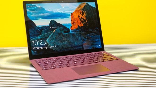 Laptop Body Seksy Paling Tipis di Dunia Microsoft Surface Pro 5