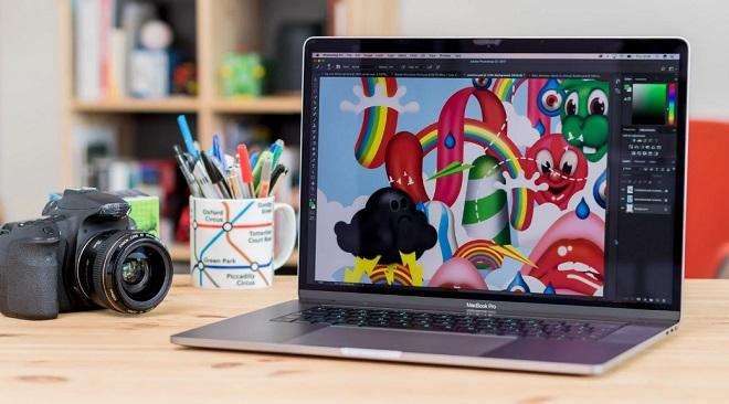 Laptop Desain Grafis Terbaik Apple Macbook Pro Retina