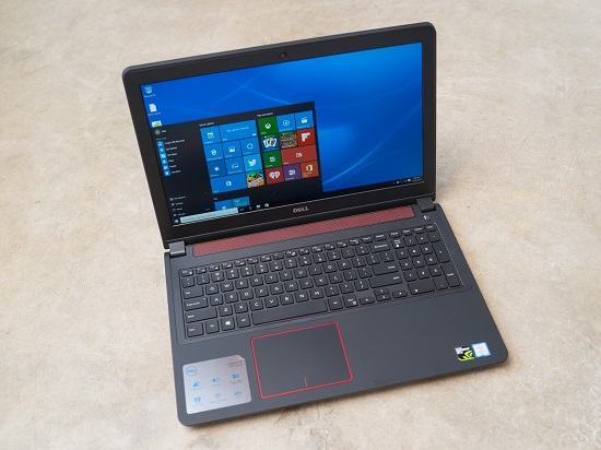 Laptop Desain Grafis Terbaik Dell Inspiron i7559