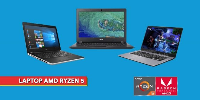 Laptop Gaming AMD Ryzen 5 Terbaik