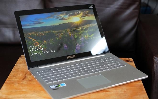 Laptop Gaming Dengan Resolusi 4K ASUS Zenbook Pro UX501 i7