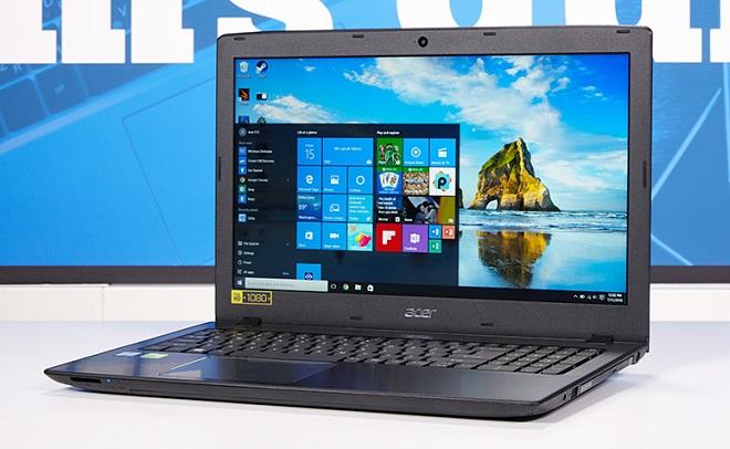 Laptop Terbaik Untuk Pekerja Kantoran Acer E5 575G-74E2 Terbaru Harga Murah