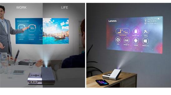 Lenovo P0510 Pocket Projector