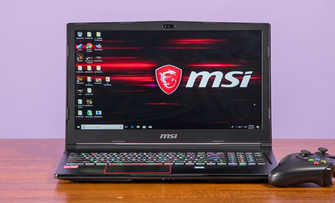 MSI GE63 Raider 8RE RGB