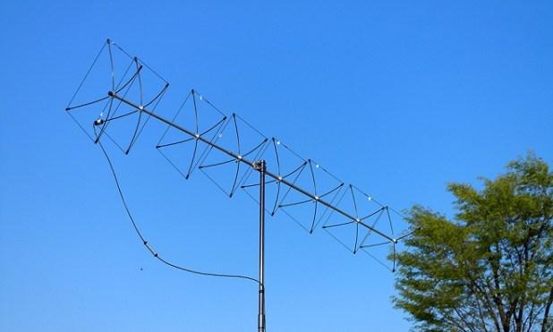 Macam Jenis Antena Pemancar WiFi Antena 8 Quad