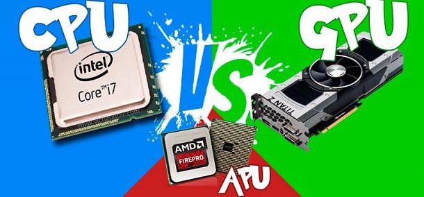 Mengenal Pengertian dan Perbedaan CPU, GPU, Dan APU