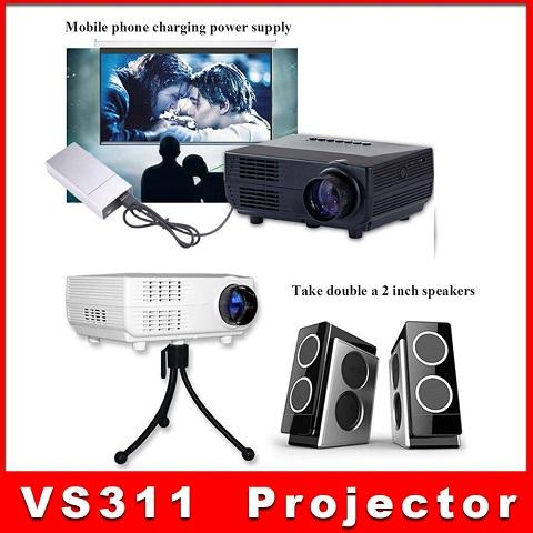 Mini Proyektor Terbaik Harga Murah LED VS311
