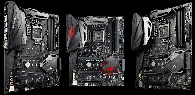 Motherboard Gaming Terbaik Asus RoG Maximus IX Hero