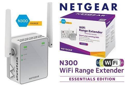 Netgear EX2700-100UKS